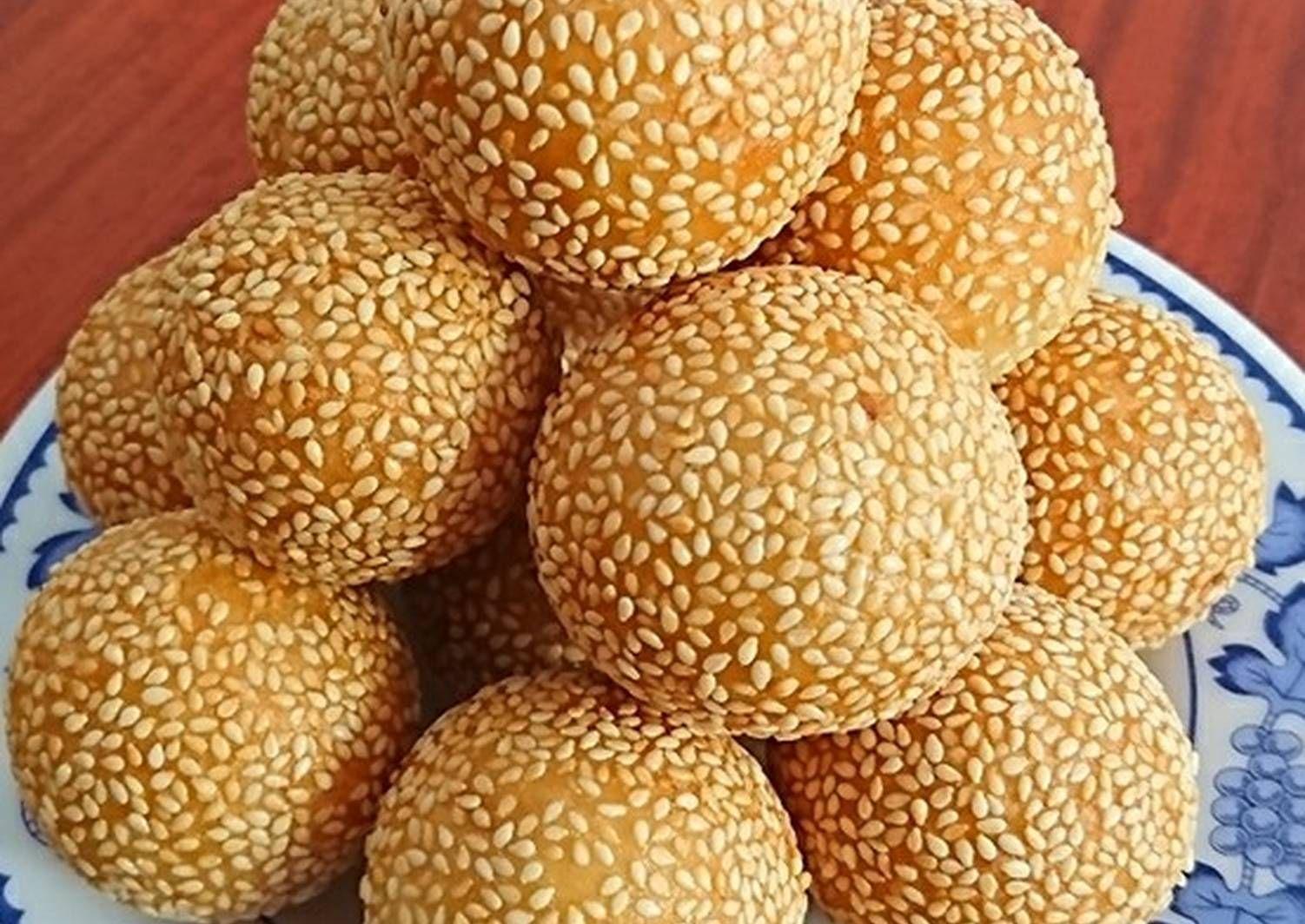Resep Onde Onde Isi Kacang Hijau Oleh Cahyaning Ati Resep Kacang Resep Hijau
