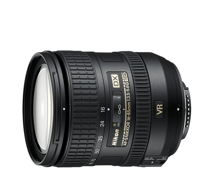 Nikon Af S Dx Nikkor 16 85mm F3 5 5 6g Ed Vr Lenses Used Nikon Lenses Wedding Photography Lenses Photography Lenses