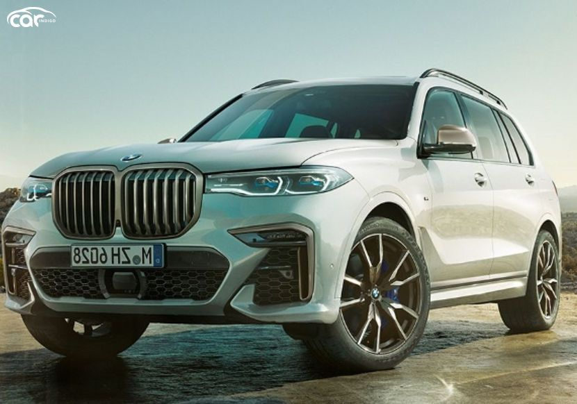 Priced At 99 600 The 2020 Bmw X7 M50i Is A Full Size All