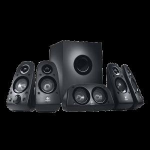 Logitech 5.1 Surround Sound