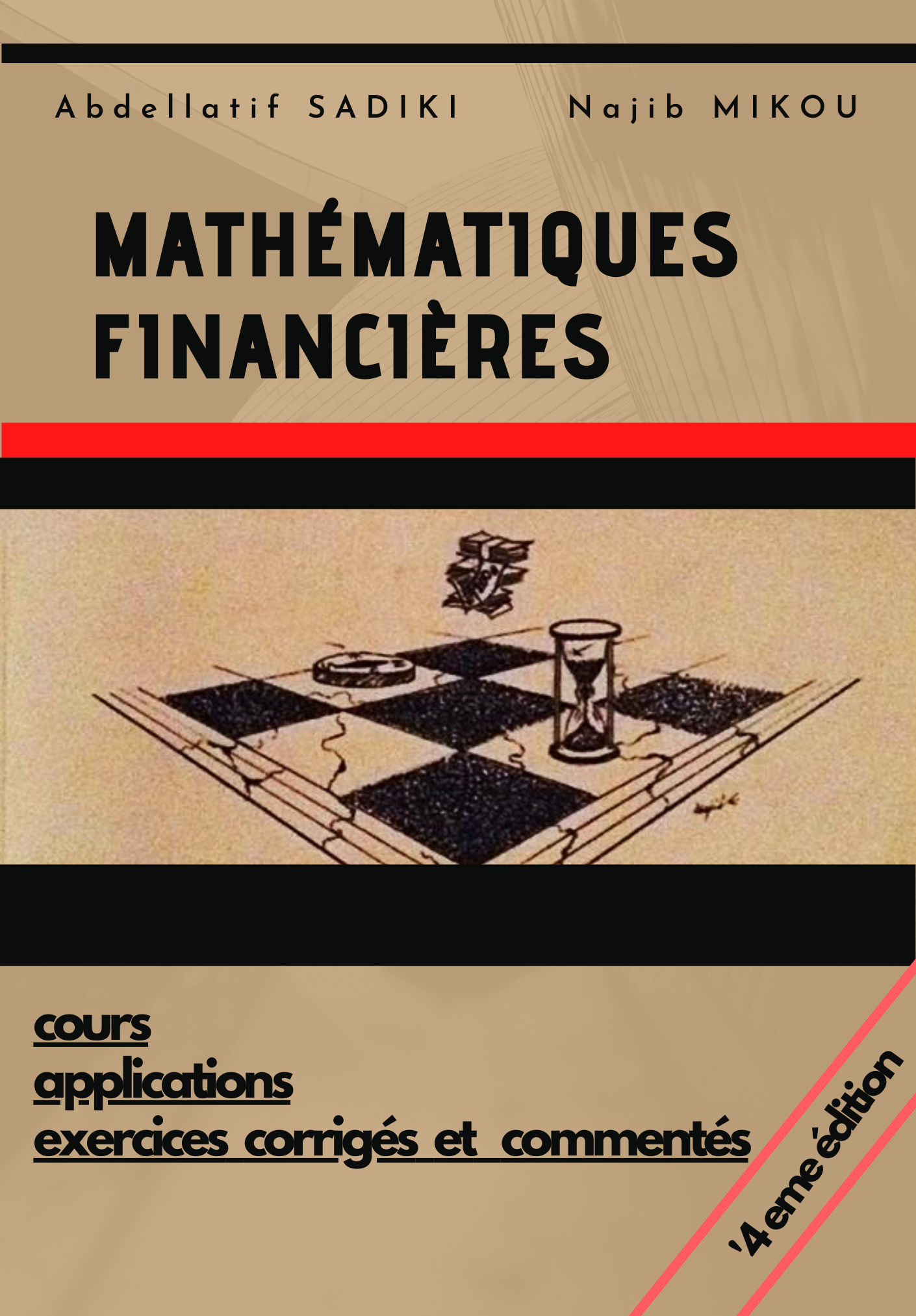 Livre De Mathematiques Financieres Exercices Corriges Pdf Sadiki Mathematiques Financieres Comptabilite De Gestion Exercices Mathematiques