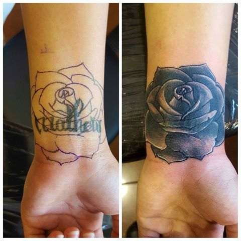 16++ Name cover up tattoos ideas ideas in 2021