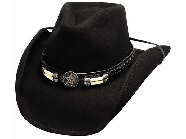 Skynard Packable Wool Hat by Bullhide Hats