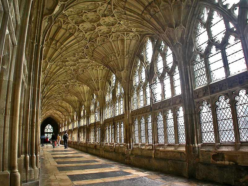 Gloucester Cathedral Gloucester Uk Potter Harry Potter Movie Locations