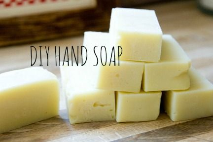 DIY Hand Soap | Sarah Scoop