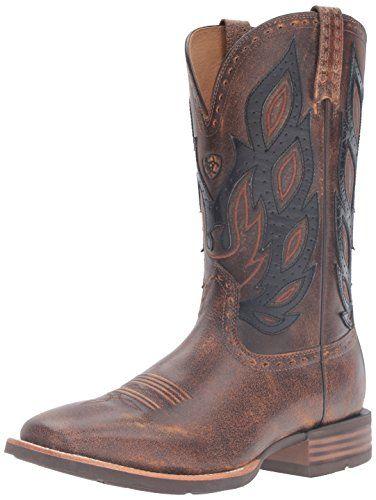 Buy Ariat Men's Nighthawk Western Cowboy Boot ...