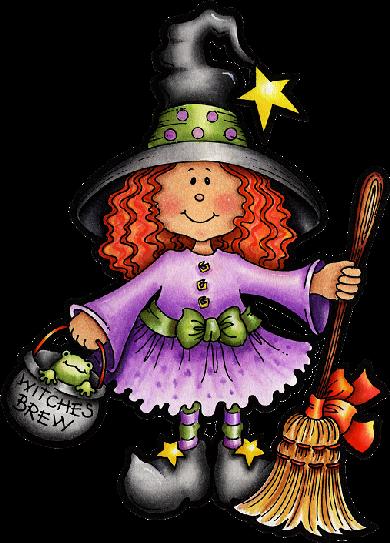 bruja animado Google Search Dibujos de halloween