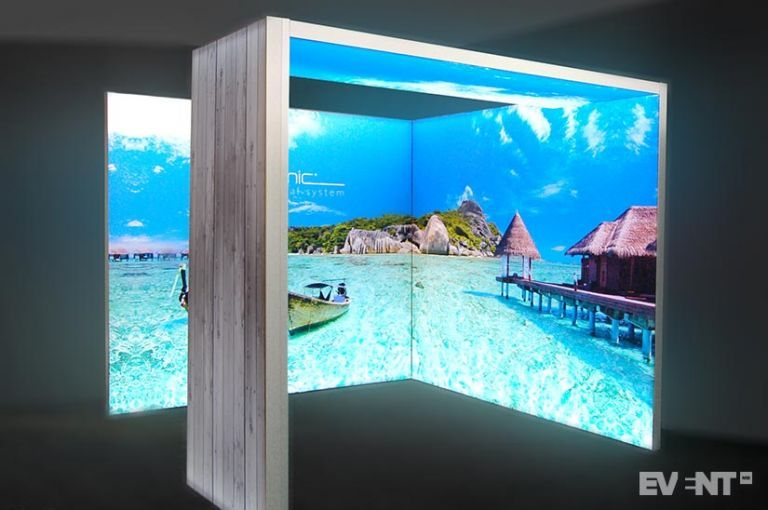Trade Show Booths: 100 Best Ideas for 2019 | Booth | Show