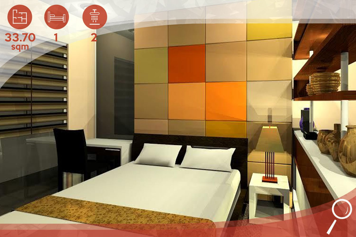 Live In A Prime Urban Area In Iloilo City; Check Out This One Bedroom ·  Iloilo CityCondos For SaleCondominiumPhilippines