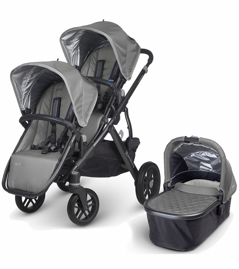 Uppababy Vista Double 2015/2016 Free Shipping! di 2020