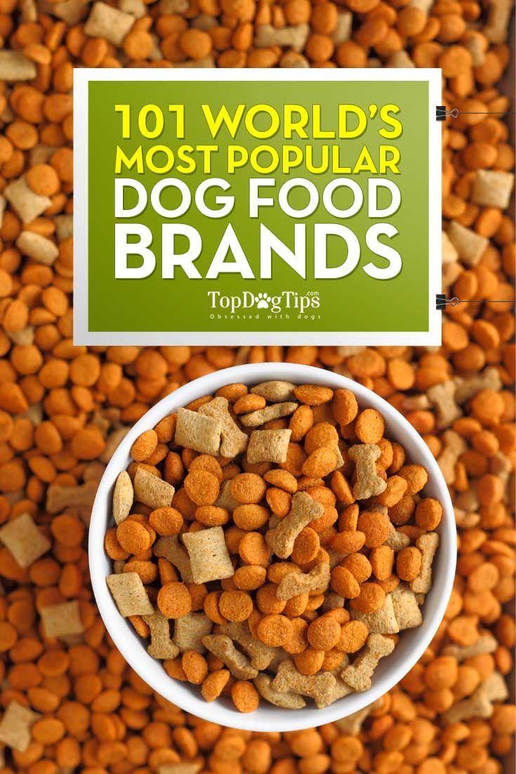 101 worlds most popular dog food brands top dog tips