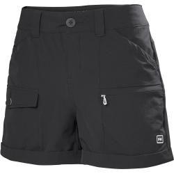 Helly Hansen Woherr Maridalen Shorts Black L