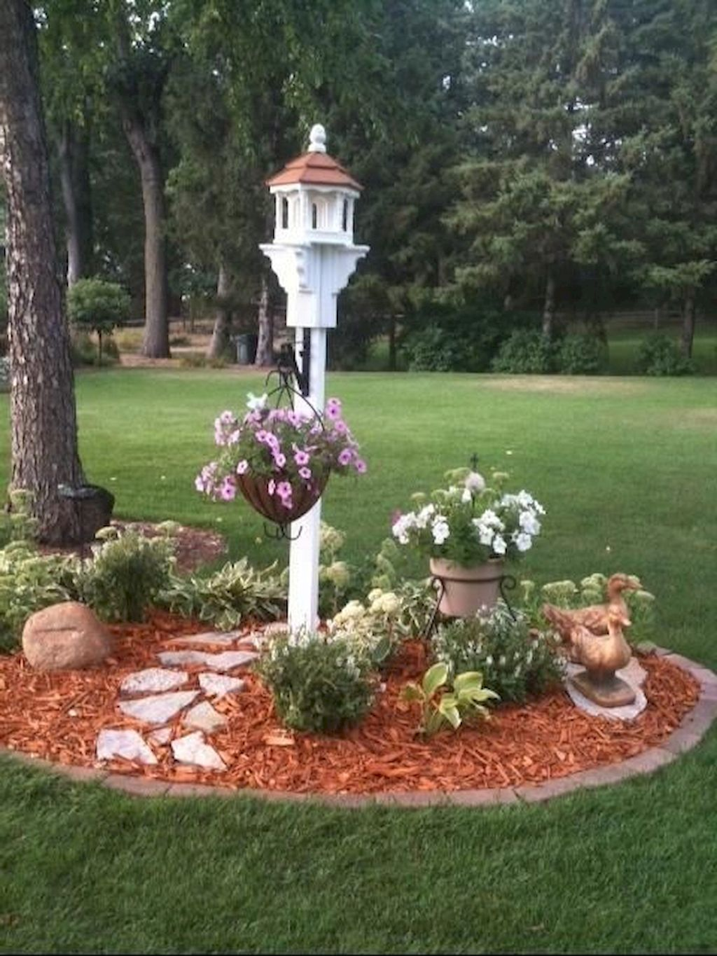 65 Cheap and Easy Front Yard Curb Appeal Landscaping Ideas