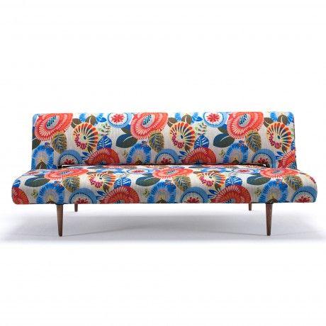 Innovation Unfurl Klappsofa Wild Flower | Gemütliche Sofas, Sessel ...