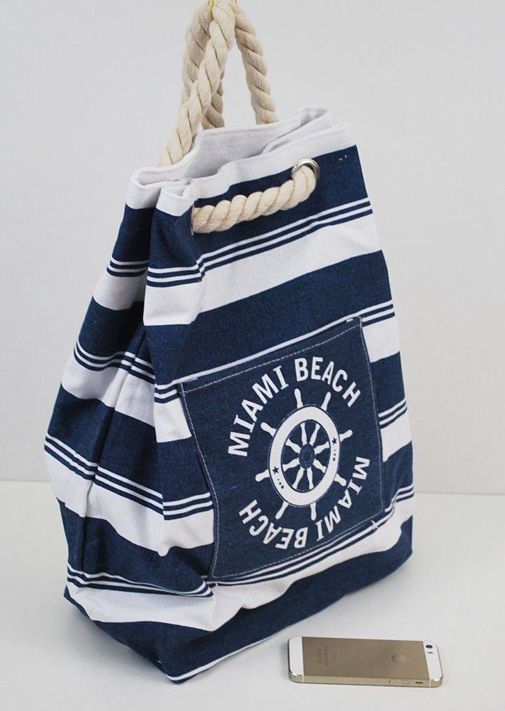 Тканевая пляжная сумка-рюкзак, одно отделение. Размеры в см ...   b ... 5e312f33cbf