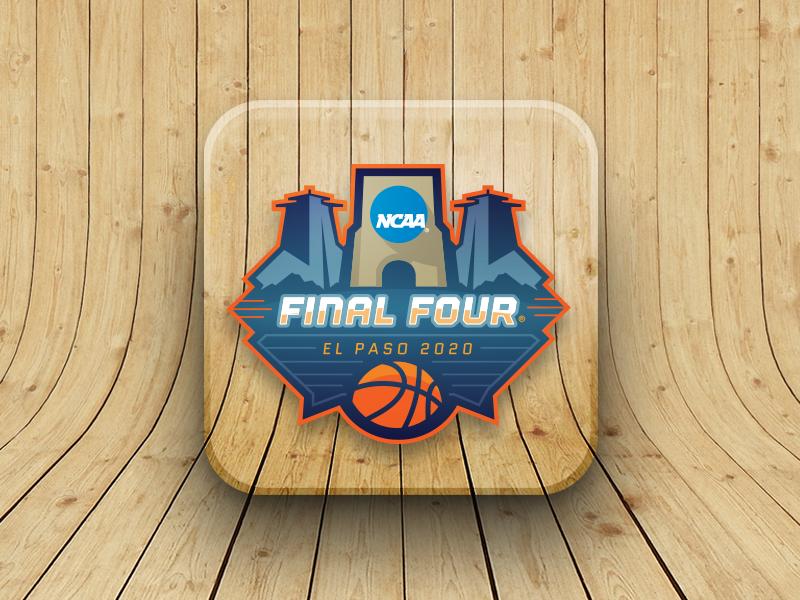 NCAA Final Four El Paso App Icon Final four, Ncaa