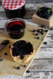 blaubeer marmelade ohne gelierzucker kochen s. Black Bedroom Furniture Sets. Home Design Ideas