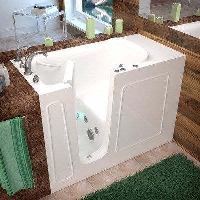 Best Walk In Tub Reviews In 2020 Walk In Tubs Roman Tub Faucets Jetted Bath Tubs