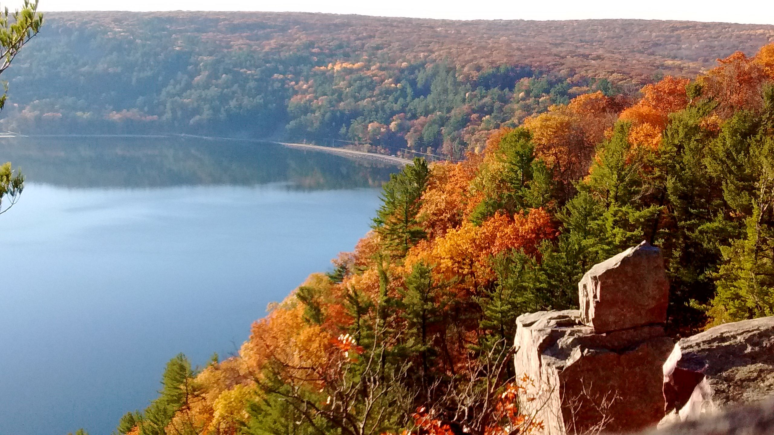 Check Out Devils Lake On The Fall Color Report On Travelwisconsin Com Wisconsin Travel Wisconsin Fall Colors Fall Foliage Map