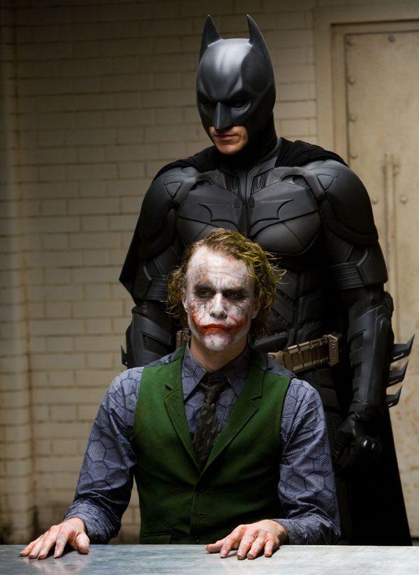 Dark Knight & Joker