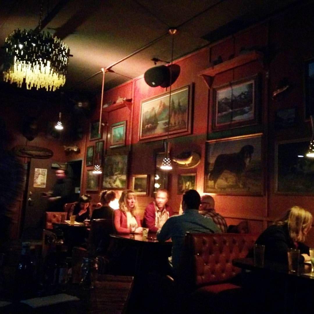 Lost Lake Cafe & Lounge, Seattle