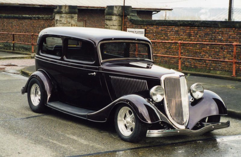 1934 Ford Sedan Brought To You By Carinsurance Agents At Houseofinsurance In Eugene Or Classic Cars Muscle Hot Rods Cars Classic Cars