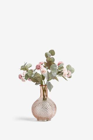 Artificial Floral In Pretty Bottle En 2020
