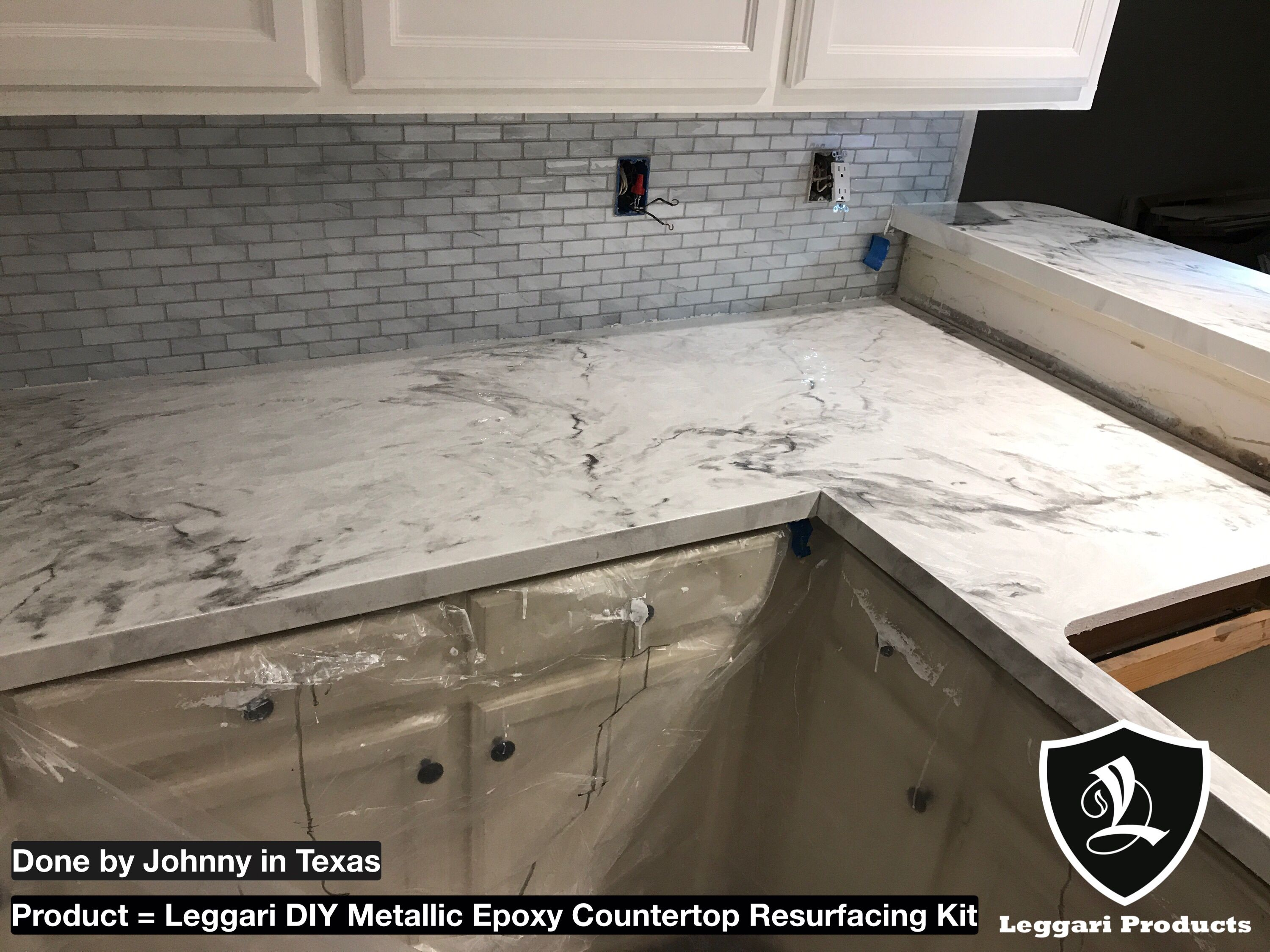Diy White Marble Countertop Kits Right Over Your Existing Countertops Only 1 Day Install 17 Countertops Solid Surface Countertops Wood Kitchen Counters