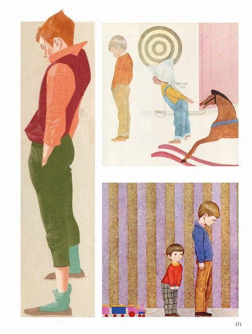 Ugo Grilli, Fabian Negrin Illustrazione