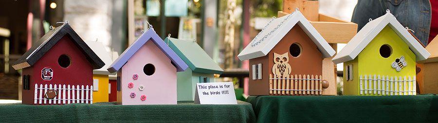 https://flic.kr/p/nDsouH | birdhouses