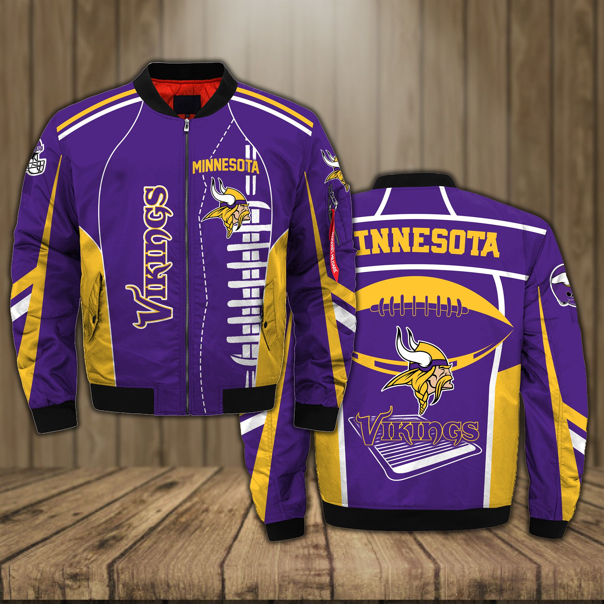 Custom Minnesota Vikings Jacket Cheap You 039 Ll Be Feeling As Spirited As Ever When In This Minnesota Vikings Jacket F Minnesota Vikings Cheap Jacket Vikings [ 2000 x 2000 Pixel ]