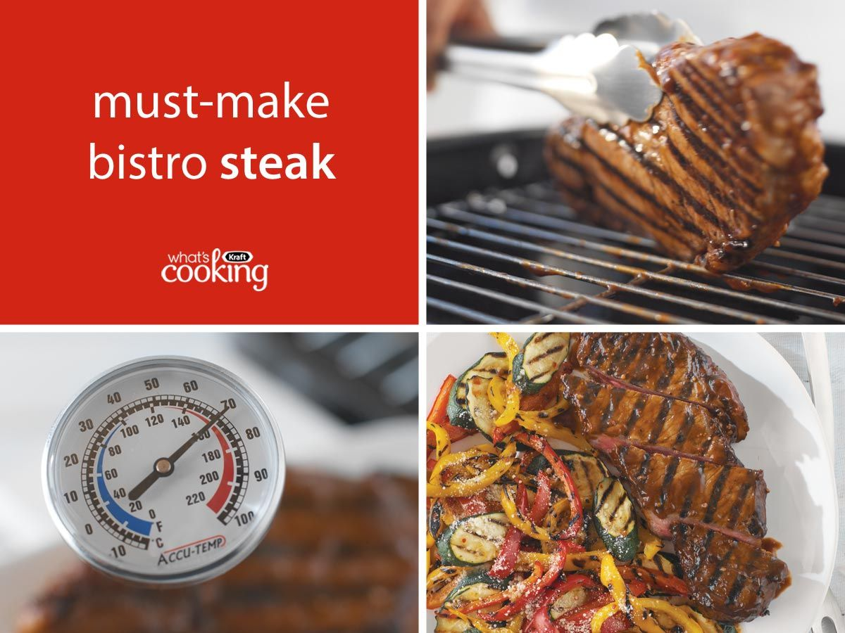 Bistro Steak #recipe