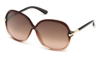 831f0fba7068 Tom Ford Sunglasses Islay   Frame  Havana and Rust Brown Lens  Light Brown  Gradient Tom Ford.  227.58. Save 41% Off!