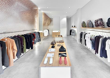 MRQT Boutique By ROK #architecture #interiordesign #retail
