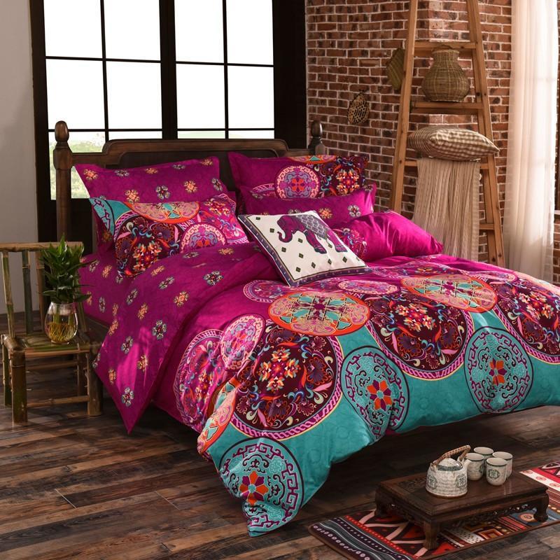 Luxury Bohemian Bedding Set I 2019 Artsy Stuff And Aesthetics