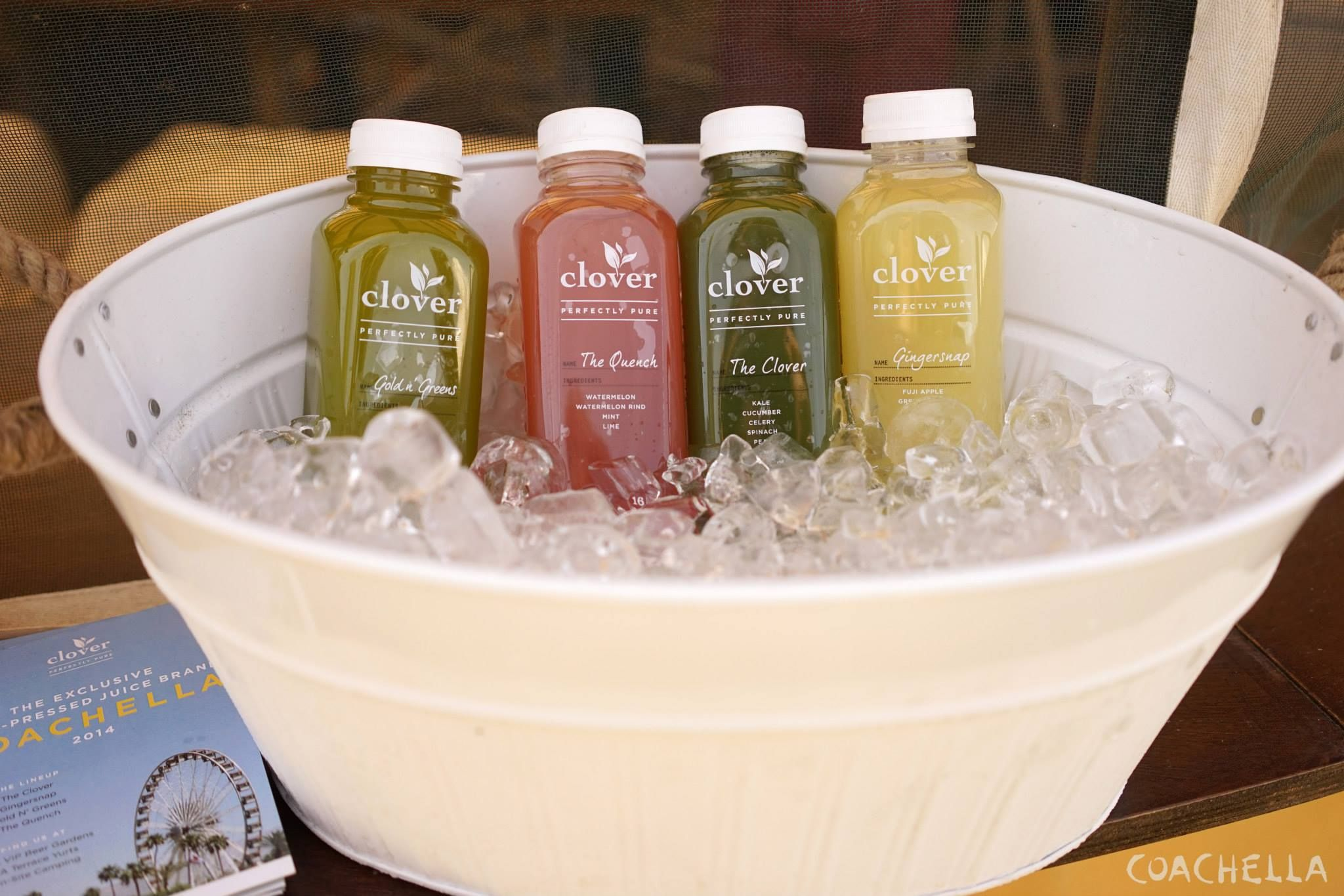 Coachella // Press // Food // Cold-Pressed Juice available ...