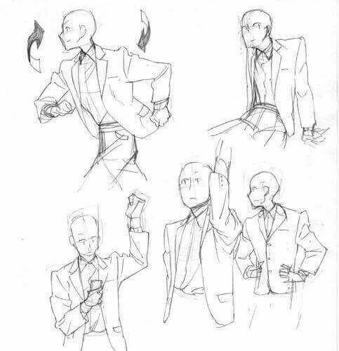 Dibujar Manga Anime Como Dibujar Cosas Bocetos Dibujos