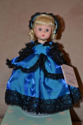 """Aunt Pitty Pat 33465 Madame Alexander Gone with The Wind 8"""" Doll with Stand   eBay"""