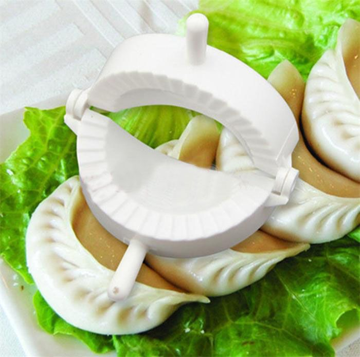 3Pcs Meat Ravioli Pie Pastry Maker Press Turnover Cutter Dumpling Dough Mold Hot
