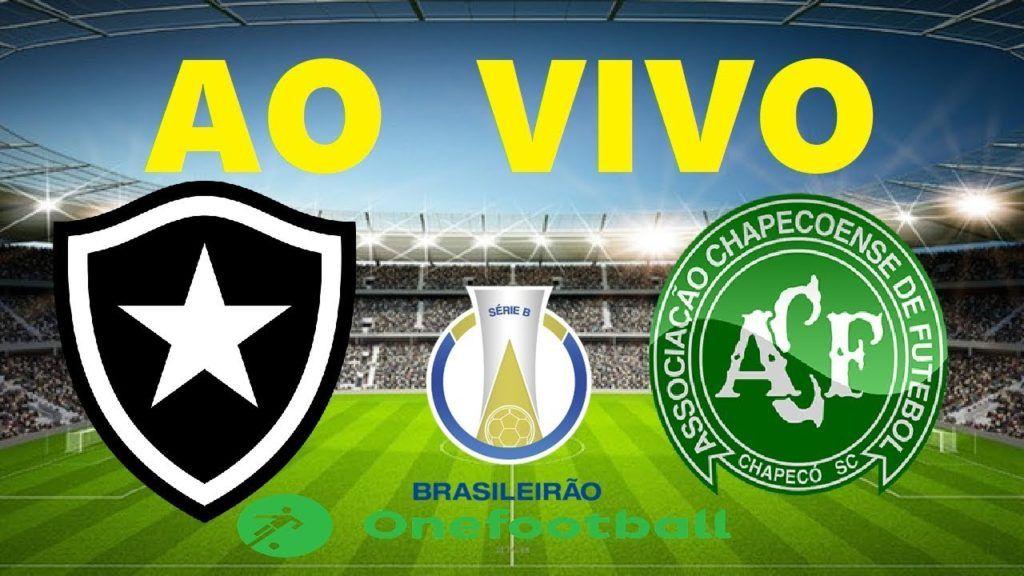 Assistir Gratis Botafogo X Chapecoense Futebol Ao Vivo Na Tv