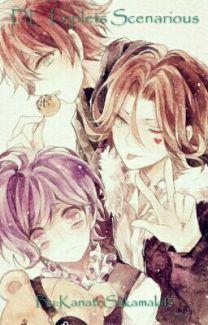 Diabolik Lovers Triplets Boyfriend Scenarios {COMPLETED} | Diabolik