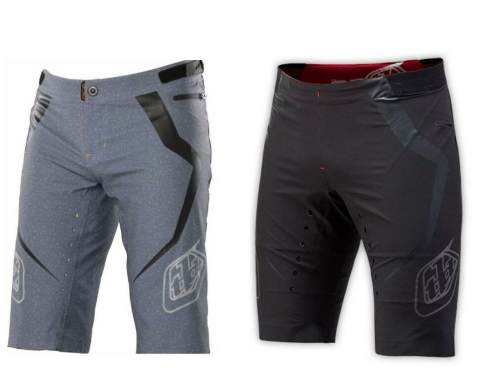 Troy Lee Designs Ace 2.0 Mens Bicycle Shorts Black