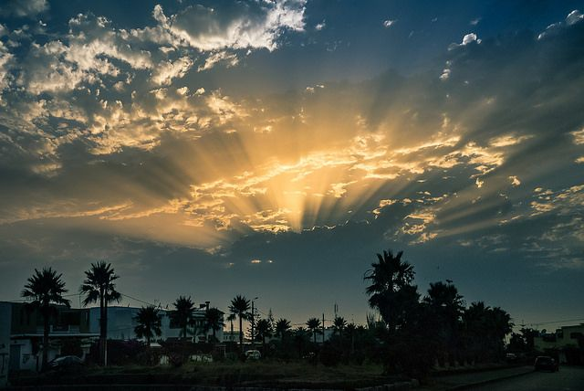 Sun Off by aminefassi, via Flickr