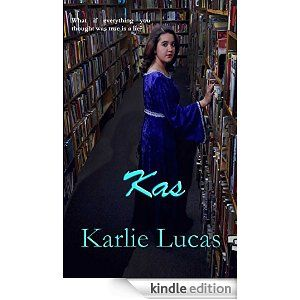What if everything you thought was true is a lie? That's what Kas discovers when she accidentally stumbles on an alternate dimension. Now she has to discover the truth about who she really is, before the mysterious hooded men steal her soul. But what is truth and what is a lie?