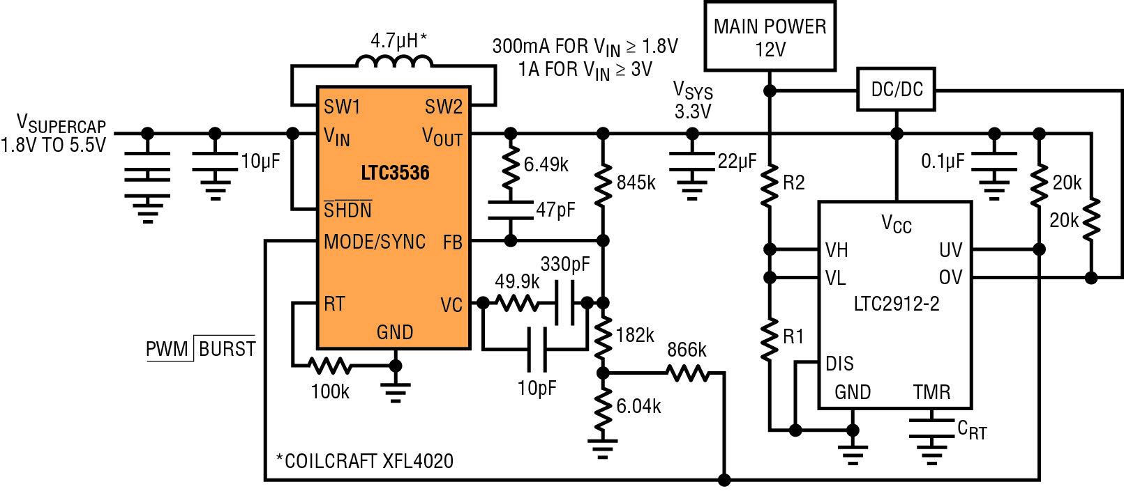 12 Volt 30 Amp Psu Circuit