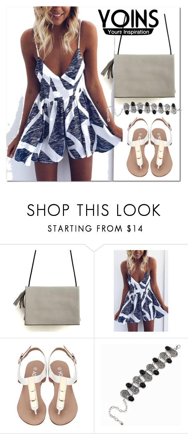 """""""Yoins#8"""" by bamra ❤ liked on Polyvore featuring yoins, yoinscollection and loveyoins"""