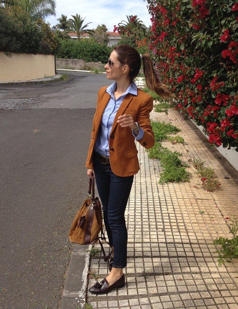 Burgundy Oxfords   El Blog de Monica