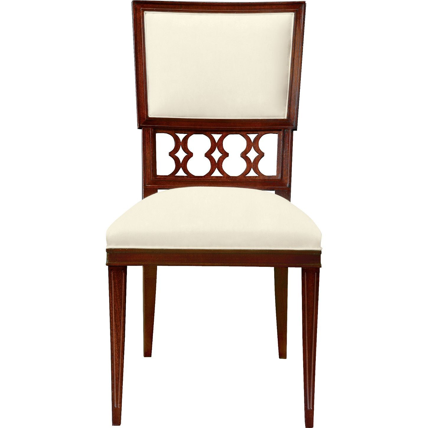 Ilsa Side Chair By Hickory Chair Pearson Maitland Smith Dining Chairs Carved Dining Chairs Hickory Chair
