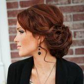 Photo of 50 kastanienbraune Haarfarben; Styles #auburn #hair #shades #styles #Auburn #Col