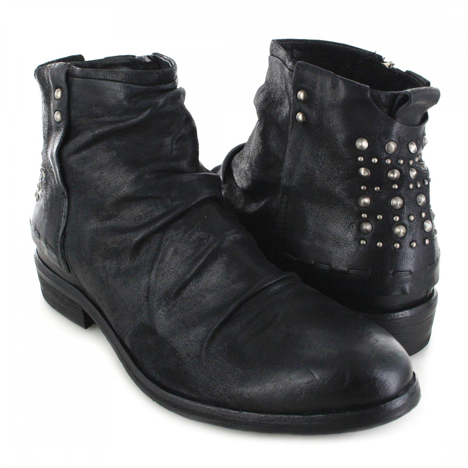 Schwarz Stiefelette 98 Fashion A s Nero Mason 390204 TclFJK1